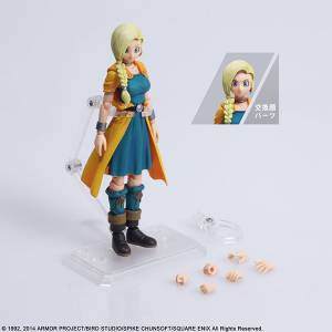 BRING ARTS Dragon Quest V: Tenkuu no Hanayome Bianca Limited Edition [Square Enix]