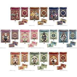 Demon Slayer / Kimetsu no Yaiba CANDY Tin Collection 2 12 Pack BOX [Bandai]
