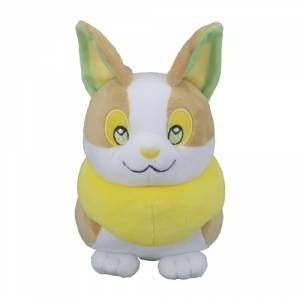 Pokemon Plush Yamper - Pokemon Center Limited [Goods]