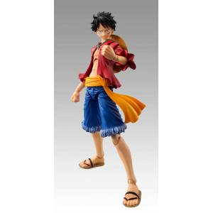 Variable Action Heroes Monkey D. Luffy ONE PIECE reissue [Megahouse]