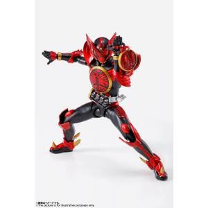 SH Figuarts Kamen Rider OOO TaJaDol Combo [Bandai]