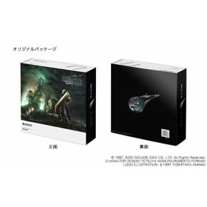 Sony Wearable Neck Speaker Final Fantasy VII Remake LIMITED EDITION (SRS-WS1 / FF7R) [PS4 - Brand New]