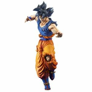"Gigantic Series Son Goku Migatte no gokui ""Kizashi"" / Ultra Instinct Omen Limited Edition [Plex]"