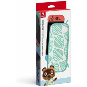 Nintendo Switch carrying case Animal Crossing: New Horizons [Switch]