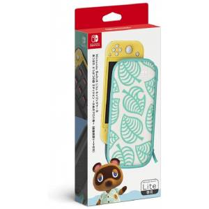 Nintendo Switch Lite carrying case Animal Crossing: New Horizons [Switch]