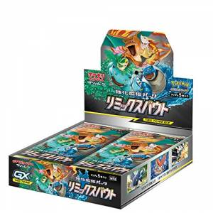 "Pokemon Card Game Sun & Moon Booster Expansion Pack ""Remix Bout"" 30Pack BOX"
