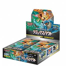 """Pokemon Card Game Sun & Moon Booster Expansion Pack """"Remix Bout"""" 30Pack BOX"""
