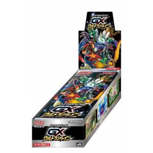 "Pokemon Card Game Sun & Moon High Class Pack ""GX Ultra Shiny"" 10 Pack BOX [Trading Cards]"