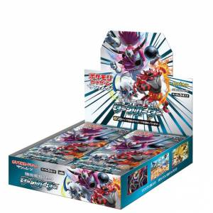 """Pokemon Card Game Sun & Moon Booster Expansion Pack """"Dark Order"""" 30 Pack BOX [Trading Cards]"""