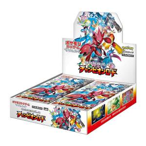 "Pokemon Card Game Sun & Moon - Kyouka Expansion Pack ""Champion Road"" 30 Pack BOX [Trading Cards]"