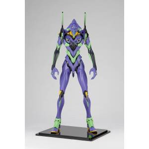 Mega Sofubi Advance Rebuild of Evangelion - EVA-01 New Movie Ver. [Kaiyodo]