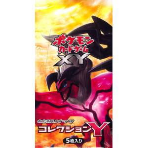 Pokemon XY Collection Y BOX [Trading Cards]