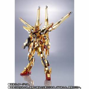 Metal Robot Spirits Side MS Akatsuki Gundam (Shiranui Unit) Limited Edition [Bandai]