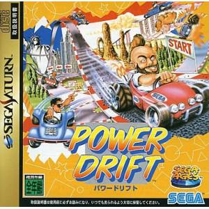Power Drift [SAT - Used Good Condition]