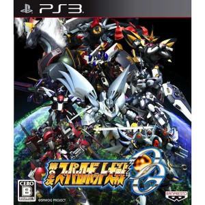 Dai 2 Ji - Super Robot Taisen OG [PS3 - Used Good Condition]