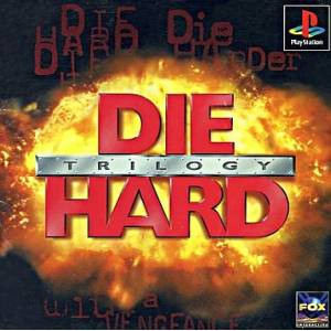 Die Hard Trilogy [PS1 - Used Good Condition]
