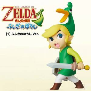 UDF Link (The Legend of Zelda: The Minish Cap Ver.) [UDF]