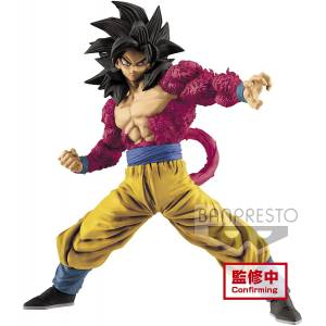 Full Scratch The Super Saiyan 4 - Son Goku - Dragon Ball GT [Banpresto] [Used]