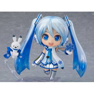FREE SHIPPING - Nendoroid Snow Miku 2.0 Character Vocal Series 01 Hatsune Miku Limited Edition [Nendoroid 1319]