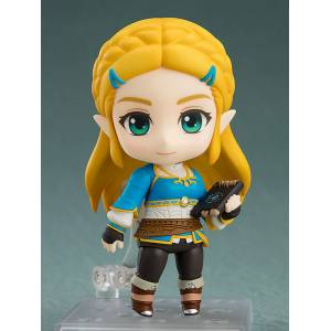 Quotation Request - The Legend of Zelda: Breath of the Wild - Princess Zelda Breath of the Wild Ver. [Nendoroid 1212]