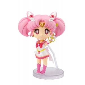 "Figuarts mini Super Sailor Chibi Moon -Eternal edition- Movie ""Sailor Moon Eternal"" [Bandai]"