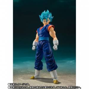 SH Figuarts Saiyan God Super Saiyan Vegetto - Dragon Ball Super Limited Edition [Bandai]