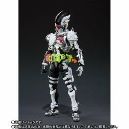 SH Figuarts Kamen Rider Genm Zombie Action Gamer Level X-0 Limited Edition [Bandai]