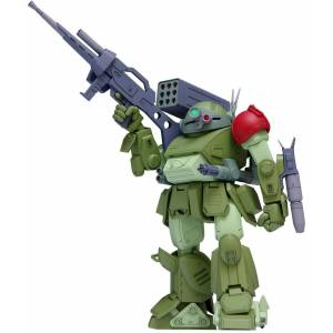 Armored Trooper Votoms 1/35 Scopedog Red Shoulder Custom (ST Ver.) Plastic Model [Kotobukiya]