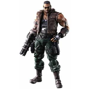 Play Arts Kai Barret Wallace Final Fantasy VII Remake [Square Enix]