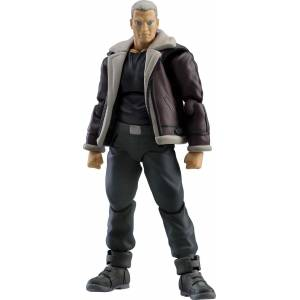 Figma Batou: S.A.C.ver. GHOST IN THE SHELL STAND ALONE COMPLEX [Figma 482]