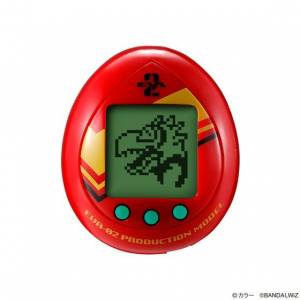 Tamagotchi Nano EVA-02 Production Model (Evangelion X Tamagotchi) Limited Edition [Bandai]