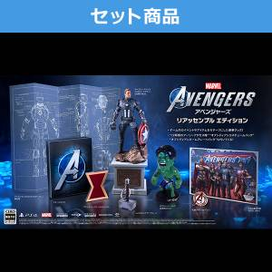 Marvel's Avengers Reassembling Edition Square Enix e-STORE Limited [PS4]