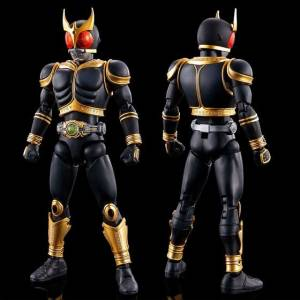 Figure-rise Standard Kamen Rider Kuuga Amazing Mighty & Rising Mighty Parts Set Limited Plastic Model [Bandai]