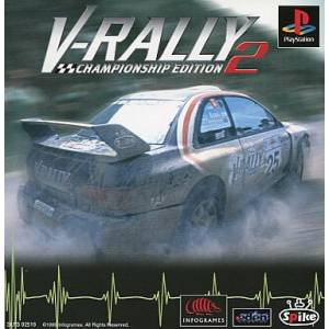 V-Rally 2 - Championship Edition [PS1 - Used Good Condition]