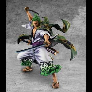 "One Piece Roronoa Zoro ""Warriors Alliance"" LIMITED Edition [Portrait Of Pirates]"