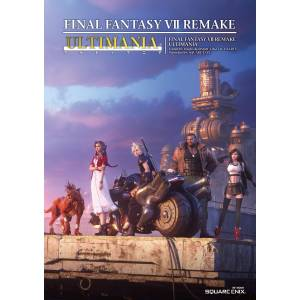 Final Fantasy VII Remake Ultimania [Guide book / Artbook]
