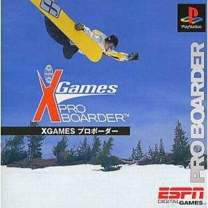 X Game Pro Boarder [PS1 - occasion BE]