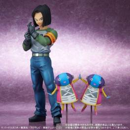 Gigantic Series Android 17 (C17) & Zeno Sama Dragon Ball super Limited Set [Plex]