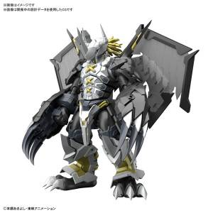 Figure-rise Standard Amplified Black WarGreymon Plastic Model [Bandai]