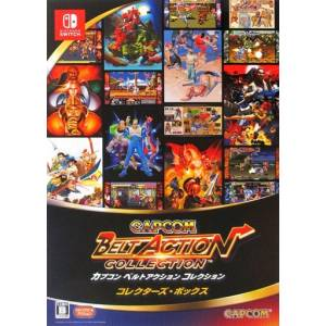 Capcom Belt Action Collection (Collector's Box) [Switch]
