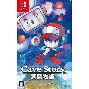 Cave Story + [Switch - Used]