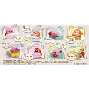 Kirby Fuchipito Fuchi ni Pittori Collection 8 Pack BOX [Goods]