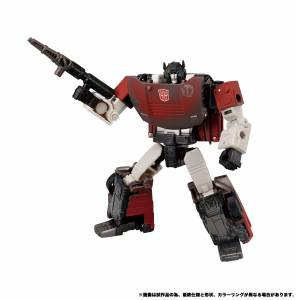 Transformers War for Cybertron WFC-04 Sideswipe [Takara Tomy]