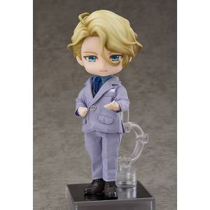 Nendoroid Doll Richard Ranasinghe de Vulpian [Orange Rouge]