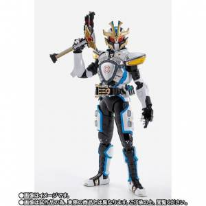 SH Figuarts Kamen Rider Ixa Save mode / Burst Mode Limited Edition [Bandai]