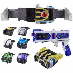 Kamen Rider COMPLETE SELECTION MODIFICATION (CSM) IXA BELT & IXARISER Limited Edition [Bandai]