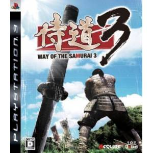 Way Of The Samurai 3 (1st print) [PS3]