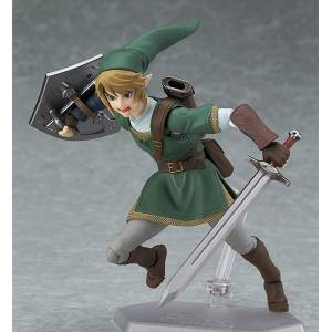 Figma Link: Twilight Princess ver. DX Edition The Legend of Zelda: Twilight Princess [Figma 320]