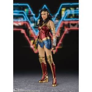 SH Figuarts Wonder Woman (WW84) [Bandai]