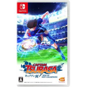 Captain Tsubasa RISE OF NEW CHAMPIONS [Switch]